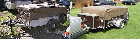 Post image for Dandy Trailer Tent Restoration Inspiration